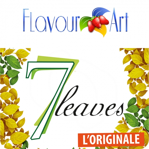 Flavour Art 7 Leaves