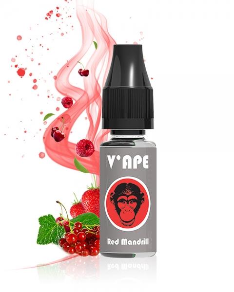 V'ape Red Mandrill