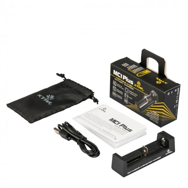 XTAR MC-1 Plus Ladegerät