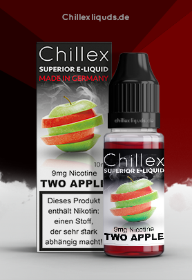 ChillEx Two App / Doppel Apfel