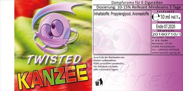 Twisted Aroma Kanzee