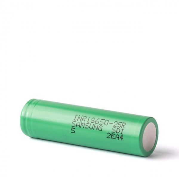 Samsung 18650 25R 2500 mAh High-Drain Akku