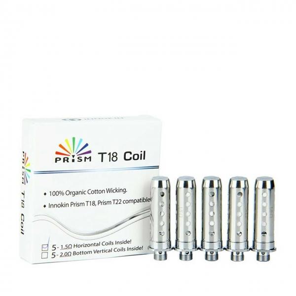 Innokin Endura T18 / T22 Prism Coils