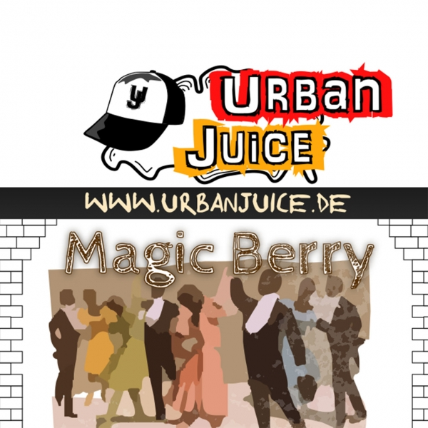 Urban Juice Aroma Magic Berry