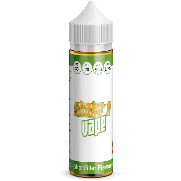 Valeo Shake and Vape Espresso 50ml
